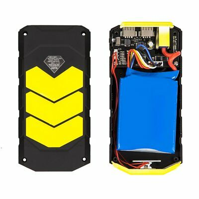 UK USB Jump Starter Battery Car Charger Booster Rescue Pack 600A 12000mAh NEW