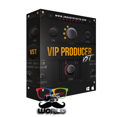 VIP Producer VST Plugin ( Windwos & MacOS )
