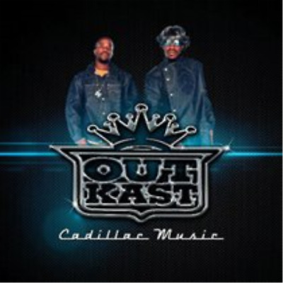 OutKast-Cadillac Music CD NEW
