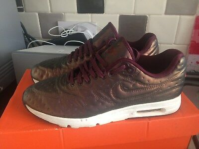 check out e0288 f831c Nike Air Max 1 Ultra Jacquard UK 7 Retro Rare