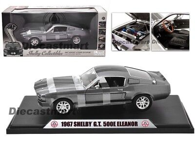 Shelby Collectibles 1:18 1967 GT500E Eleanor Druckguss Modell Nicht Mehr