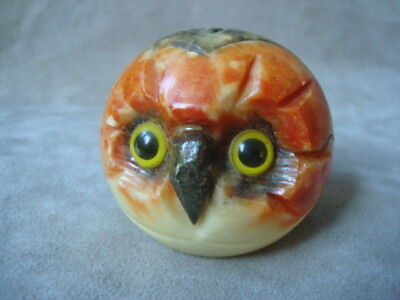 @ EULE * Paperweight Alabaster  EULE * Made in ITALY  *  Eulensammlung