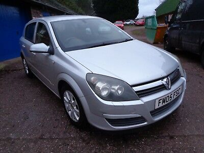 2005 Vauxhall Astra Club 1.7 CDTi - 1 owner, service history, very clean