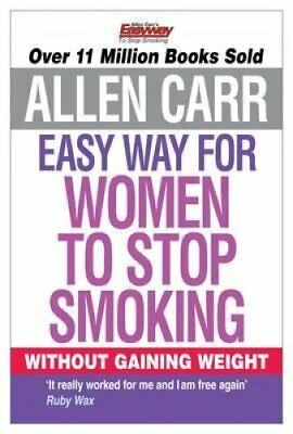 Allen Carr's Easy Way for Women to Stop Smoking by Allen Carr 9781848374645