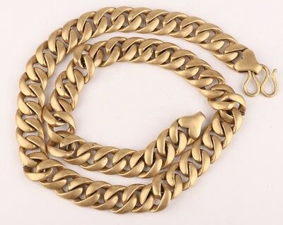 Unique China Brass Necklace Sweater Chain Fashionable Ladies Chain Decoration