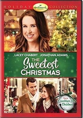 THE SWEETEST CHRISTMAS New DVD Lacey Chabert Hallmark Channel Holiday Collection