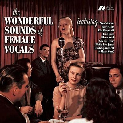 The Wonderful Sounds Of Female Vocals - Analogue Productions 200G Vinyl