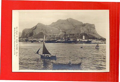 Palermo, Sicily, ITALY ca 1905 good rppc, real photo post card view, Very Fine