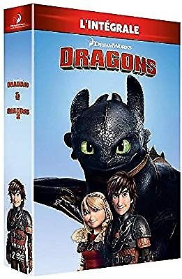 DVD Dragons : la collection ultime - Dragons & Dragons 2
