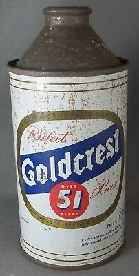 Goldcrest 51 Select Beer cone top