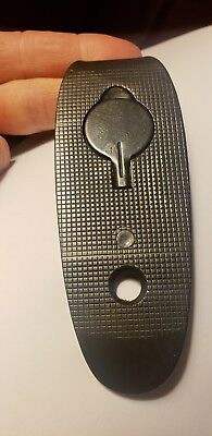 1903 springfield buttplate stamped checkered Remington