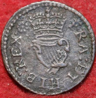 N.D. England Farthing Foreign Coin