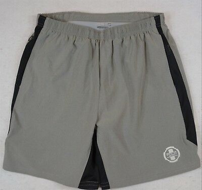 Polo Sport Ralph Lauren Shorts Performance Athletic Lined Gray M & L NWT