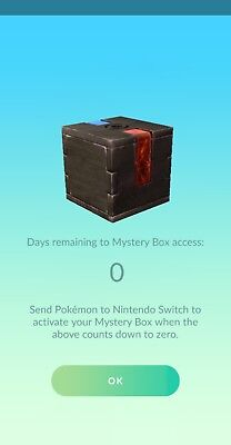 Cheapest: Pokemon Go 1 Meltan Box (9-16 Meltans/up to 180 candies)