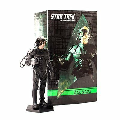 Star Trek The Next Generation Locutus Of Borg QMX Mini Master Limited Edition