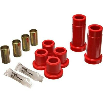 Energy 5.3122R Control Arm Bushing Set Red Front