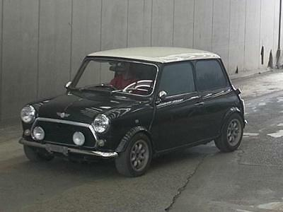 Classic Rover Mini Cooper 1300 Manual Only 49000 Miles