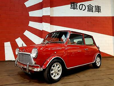Rover Mini Mini Cooper 1300 Genuine Investable Modern Classic * Low Mileage *