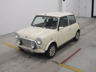 Rare Rover Mini Cooper Classic 40Th Anniversary Edition In Old English White