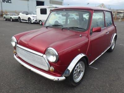 MODERN CLASSIC ROVER MINI MAYFAIR 1300cc MANUAL ** LOW MILEAGE **