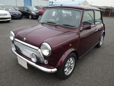 Rover Mini Cooper 40Th Anniversary Edition In Mulberry * Modern Classic *