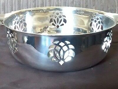 Fenton Bros LTD Sheffield EPNS Silver Plated Bowl