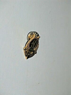 Official Harley Davidson Eagle Head & Wings Head On Cap or Vest Pin