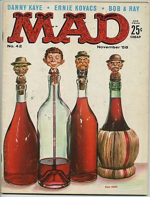 Mad Magazine 42 Early Issue