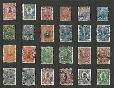 y7142 D'Haiti A Small Collection Early & Modern Lhm Used
