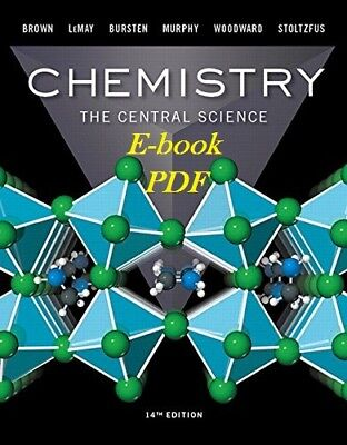Chemistry the central science 14th edition (EB00K PDF ePUB) FAST email Delivery