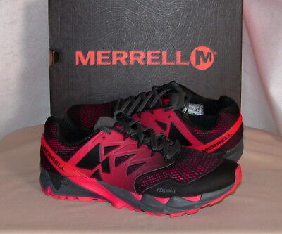 MERRELL AGILITY PEAK FLEX 2 E-MESH Trail Running Shoes Men s 10 ... 0b6d96a282b