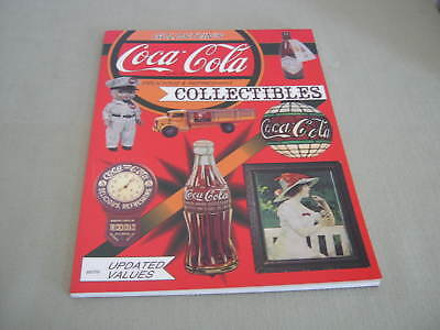1993 Book, Goldstein's Coca-Cola Coke Collectibles, Value Guide
