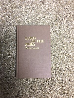 Lord of the Flies by William Golding (Hardcover) 1975