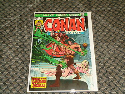 Conan #37 with Neal Adams art VF