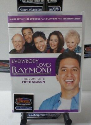 Everybody Loves Raymond: The Complete Fifth Season [NEW DVD] FREE SHIPPING!