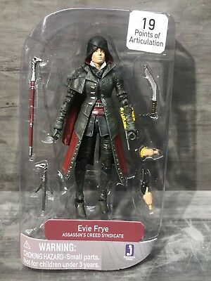 "Assassins Creed Jacob Frye 4.5/"" Action Figure Loose 19 points d/'articulation"