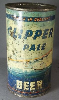 Clipper Pale Beer flat top