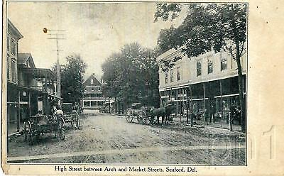 Early View - Business Dist/High St. - Seaford, Delaware  DE