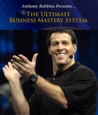 Ultimate Business Mastery System by Anthony Robbins & Chet Holmes