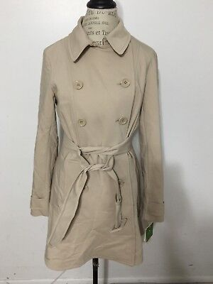 99cc94123c52 NWT WOMEN S KATE SPADE New York Skirted Double Breasted Trench Coat ...