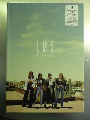 cd LITTLE MIX - LM5 (L M 5) (Super Deluxe Edition, 18 tracks, 2018, NEW)