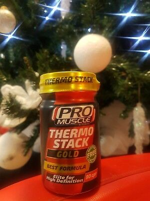 PROMO THERMO STACK Gold PRO ACTION 90 Compresse
