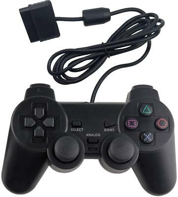 Pekyok USB Gamepad for PS2 Dual Vibration Wired Controller for Playstation 2