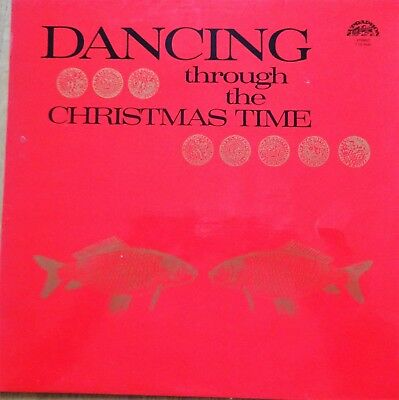 LP Vinyl Dancing through the Christmas Time