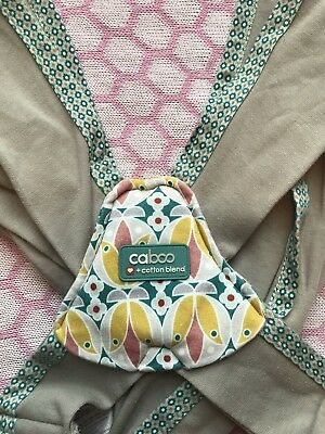 close caboo baby carrier Olivia Print Limited Edition