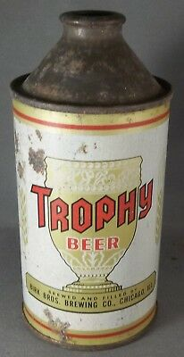 Trophy Beer cone top - Chicago