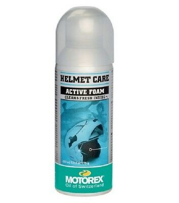 MOTOREX Helmet Care Active Foam Clean & Fresh Inside