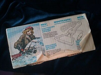 Vintage Electric Windshield Defroster (B24DEC)