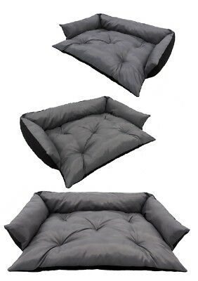 Dog Bed Large luxury Waterproof sofa Large Very Soft XS-XXL