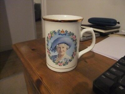 Fabulous Commemorative Mug To Celebrate 100th Year Queen Elizabeth Queen Mother